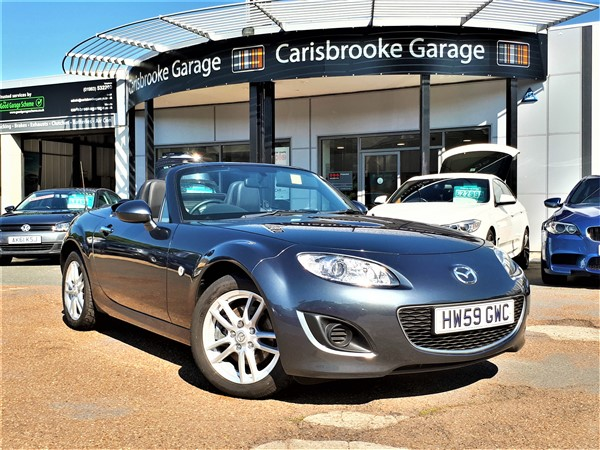 Image of Mazda MX 5 Used Car For Sale on the Isle of Wight for Vehicle 7457