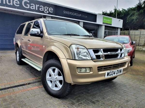Image of Isuzu Rodeo Denver Used Car For Sale on the Isle of Wight for Vehicle 7458