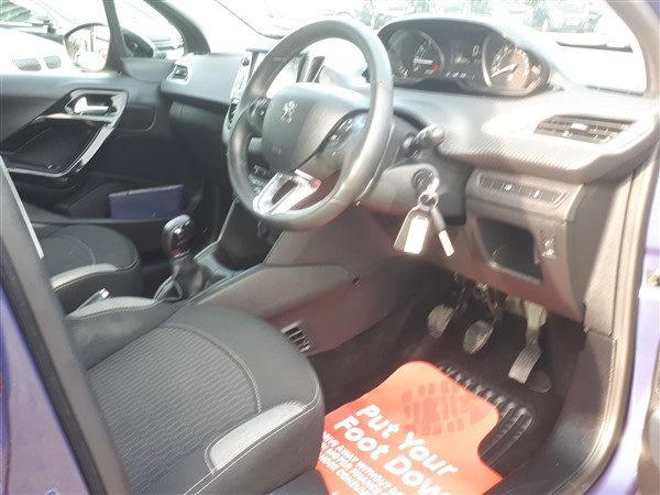 Image of Peugeot 208 Used Car For Sale on the Isle of Wight for Vehicle 7463