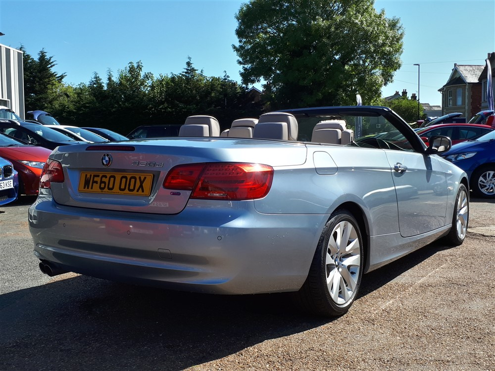 Image of BMW 3 Series Used Car For Sale on the Isle of Wight for Vehicle 7464