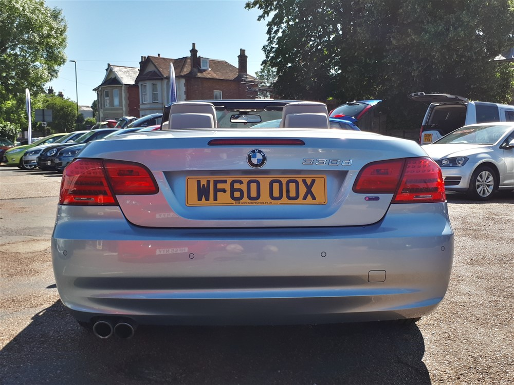 Car For Sale BMW 3 Series - WF60OOX Sixers Group Image #3
