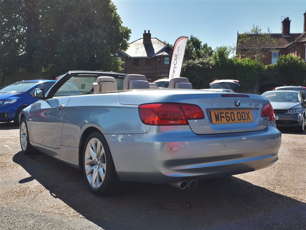 Car For Sale BMW 3 Series - WF60OOX Sixers Group Image #4