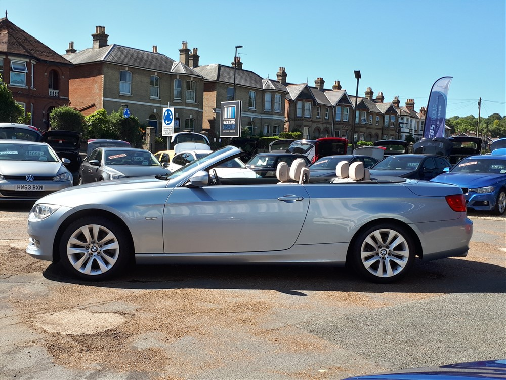 Car For Sale BMW 3 Series - WF60OOX Sixers Group Image #5