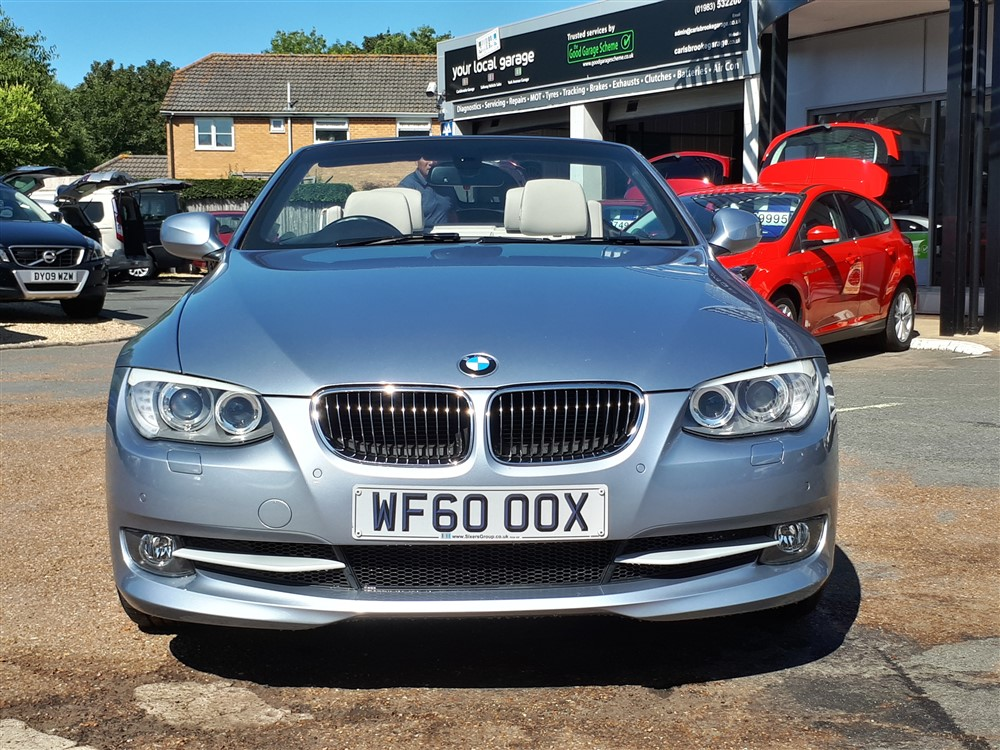 Car For Sale BMW 3 Series - WF60OOX Sixers Group Image #7