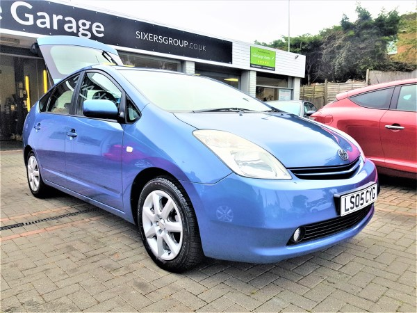 Image of Toyota PRIUS Used Car For Sale on the Isle of Wight for Vehicle 7467