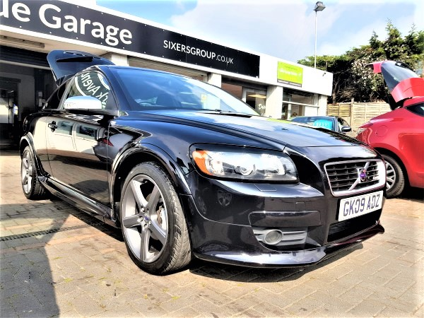 Image of Volvo C30 Used Car For Sale on the Isle of Wight for Vehicle 7475