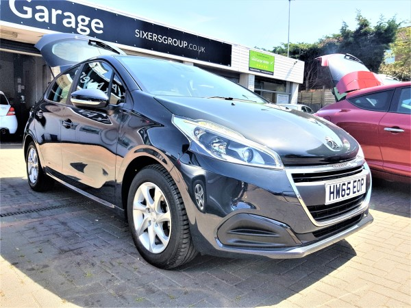 Image of Peugeot 208 Used Car For Sale on the Isle of Wight for Vehicle 7480