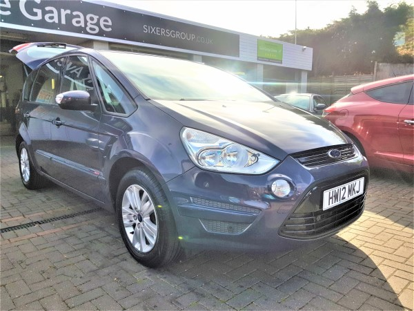Image of Ford S-Max Used Car For Sale on the Isle of Wight for Vehicle 7484