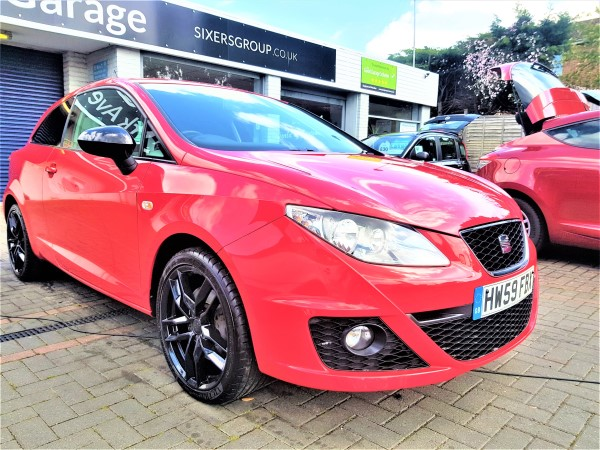 Image of Seat Ibiza Used Car For Sale on the Isle of Wight for Vehicle 7490