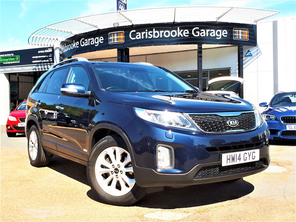 Image of Kia Sorento Used Car For Sale on the Isle of Wight for Vehicle 7497