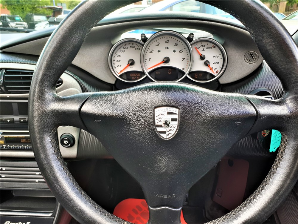 Image of Porsche Boxster Used Car For Sale on the Isle of Wight for Vehicle 7498