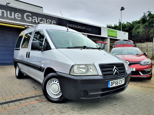 Image of Citroen Dispatch Used Car For Sale on the Isle of Wight for Vehicle 7499