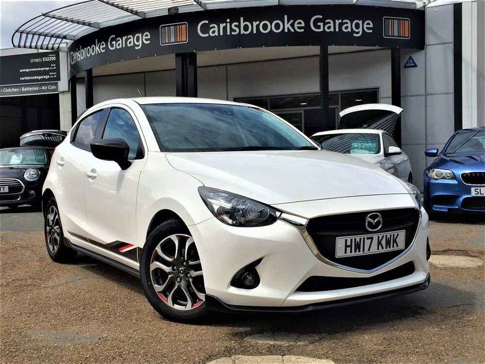 Image of Mazda 2 Used Car For Sale on the Isle of Wight for Vehicle 7504