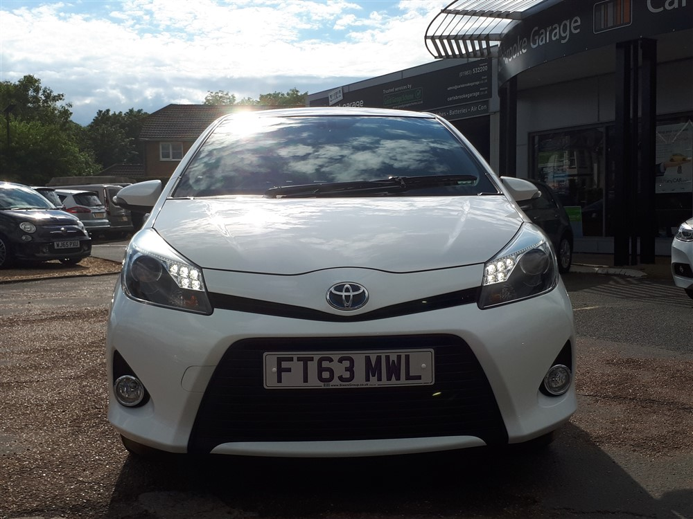 Car For Sale Toyota Yaris - FT63MWL Sixers Group Image #1
