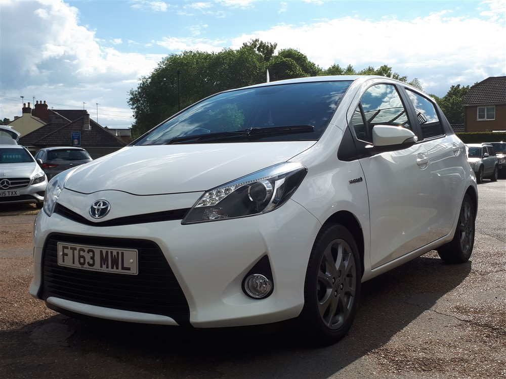 Car For Sale Toyota Yaris - FT63MWL Sixers Group Image #2