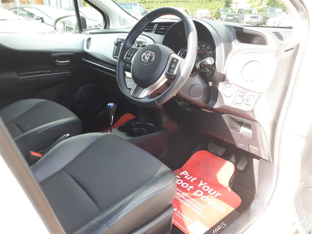 Car For Sale Toyota Yaris - FT63MWL Sixers Group Image #8