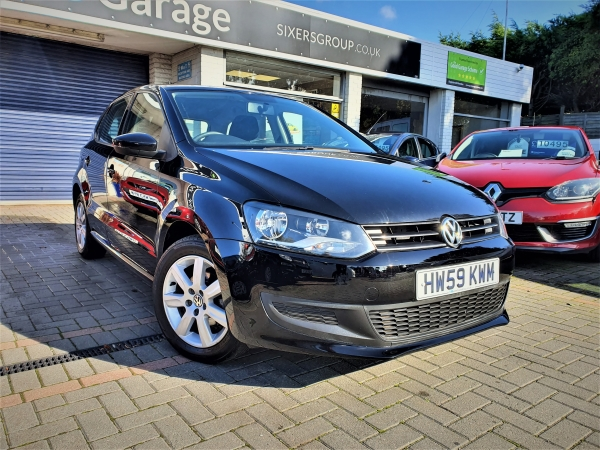 Image of Volkswagen Polo Used Car For Sale on the Isle of Wight for Vehicle 7510