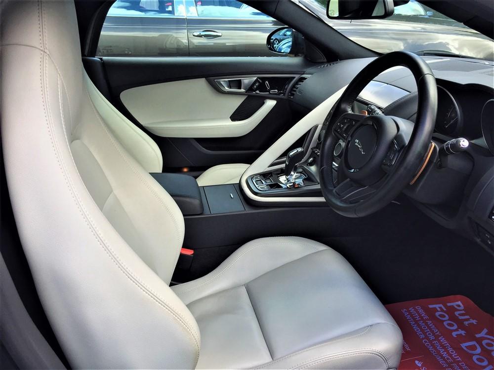 Car For Sale Jaguar F-Type - GB03JRC Sixers Group Image #9