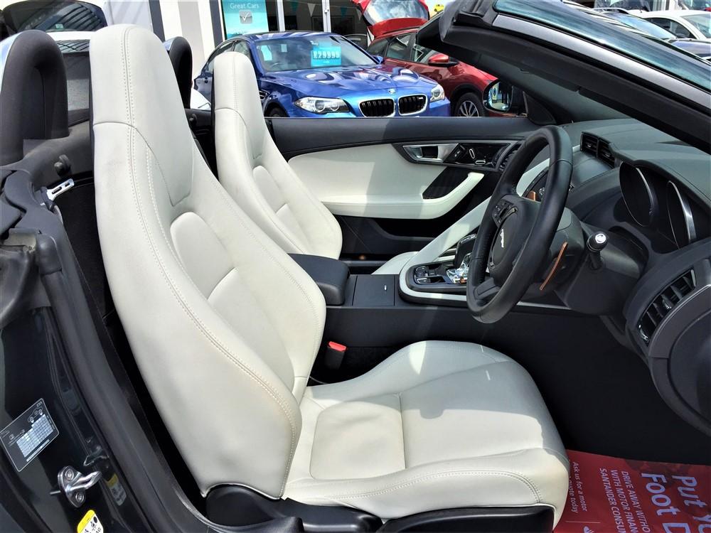 Car For Sale Jaguar F-Type - GB03JRC Sixers Group Image #10