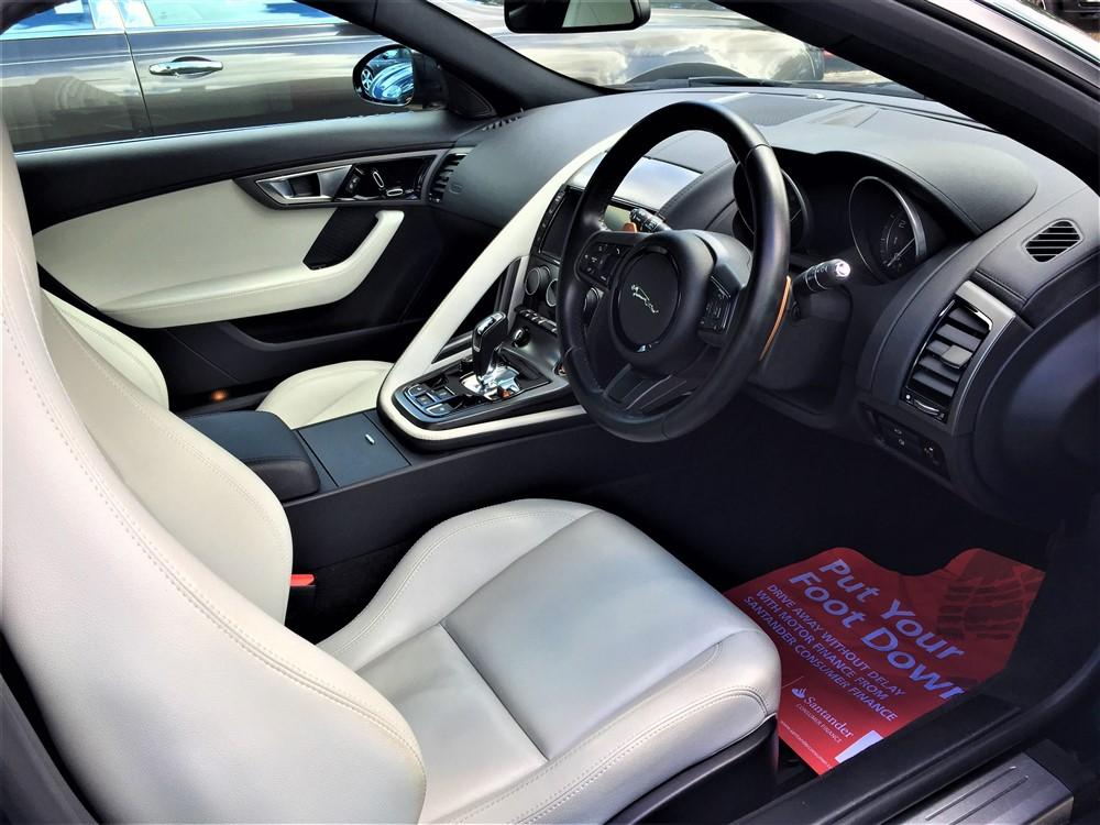 Car For Sale Jaguar F-Type - GB03JRC Sixers Group Image #11