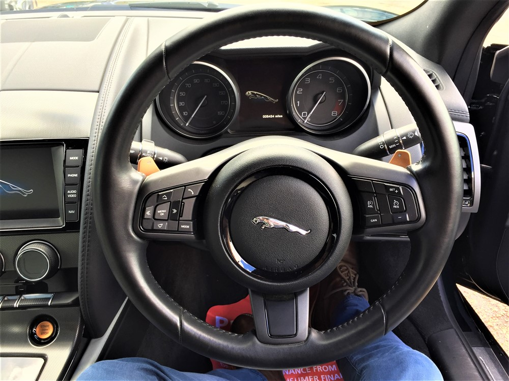 Car For Sale Jaguar F-Type - GB03JRC Sixers Group Image #14