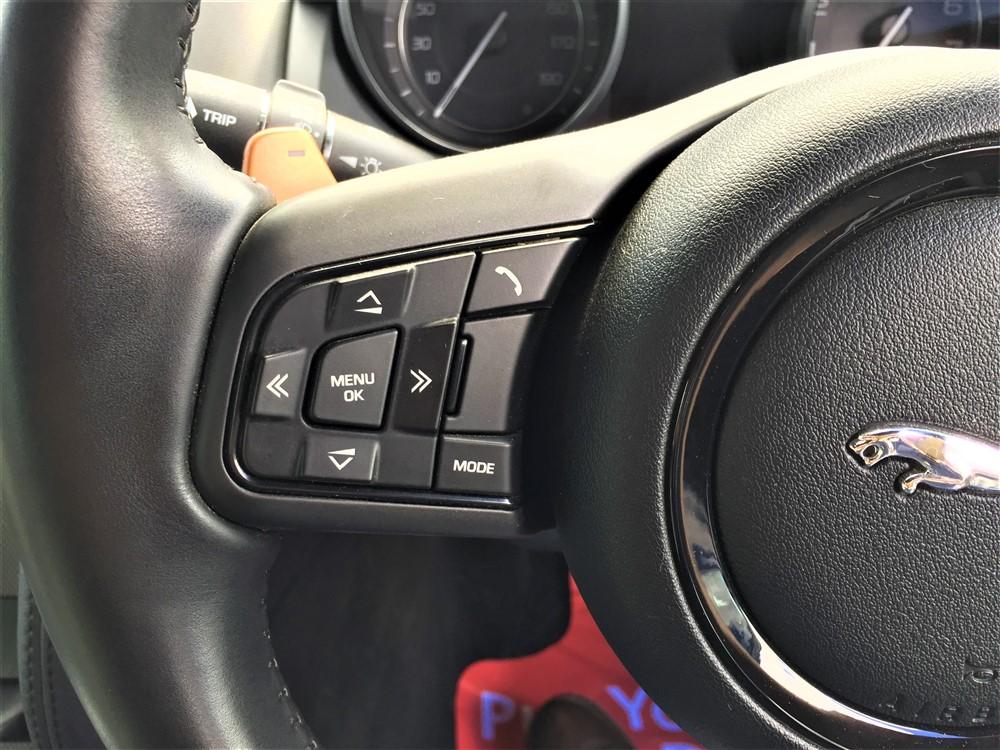 Car For Sale Jaguar F-Type - GB03JRC Sixers Group Image #16