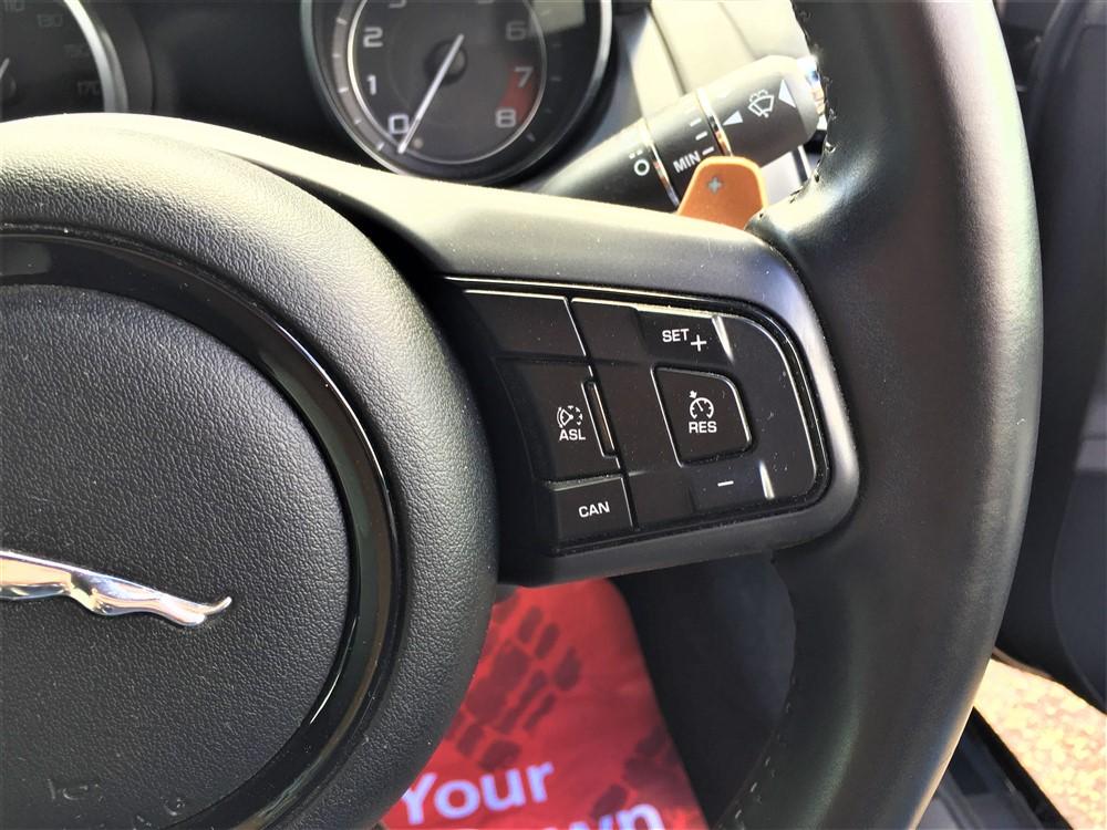 Car For Sale Jaguar F-Type - GB03JRC Sixers Group Image #17