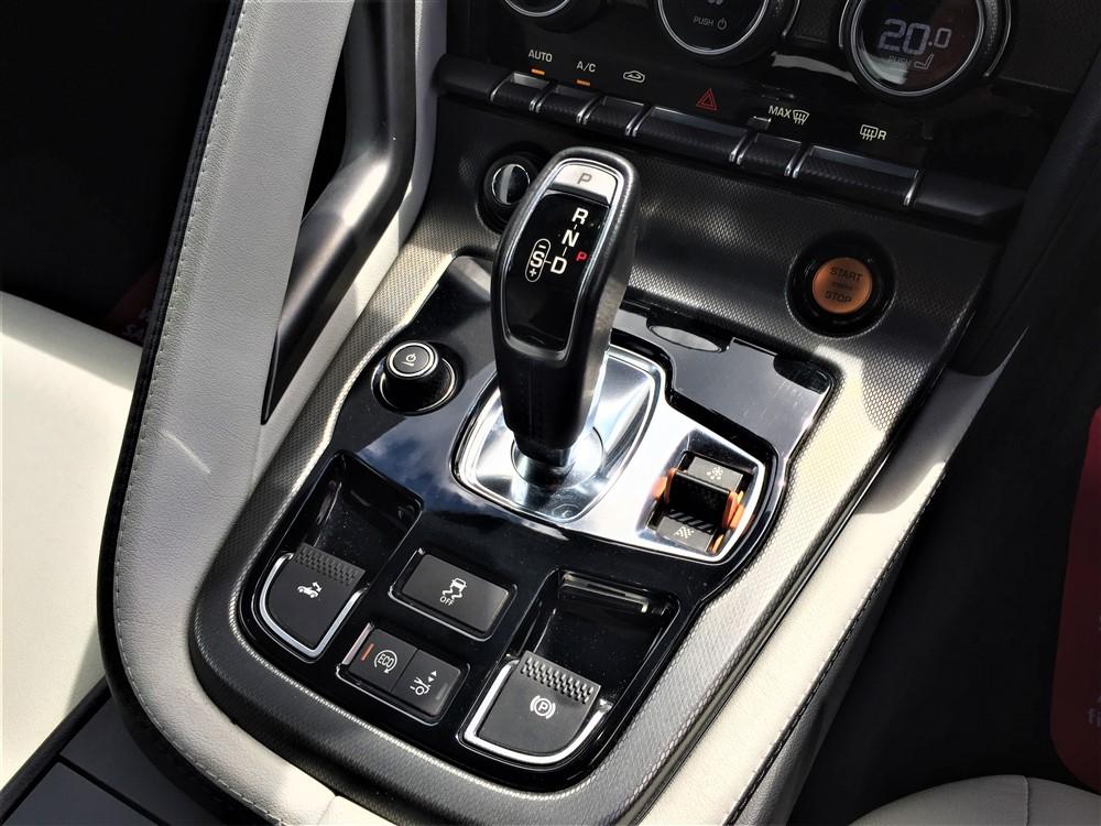 Car For Sale Jaguar F-Type - GB03JRC Sixers Group Image #19