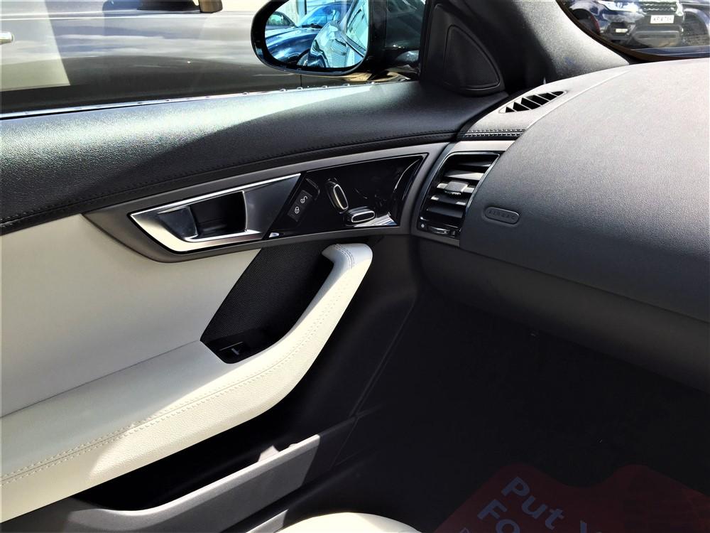 Car For Sale Jaguar F-Type - GB03JRC Sixers Group Image #21