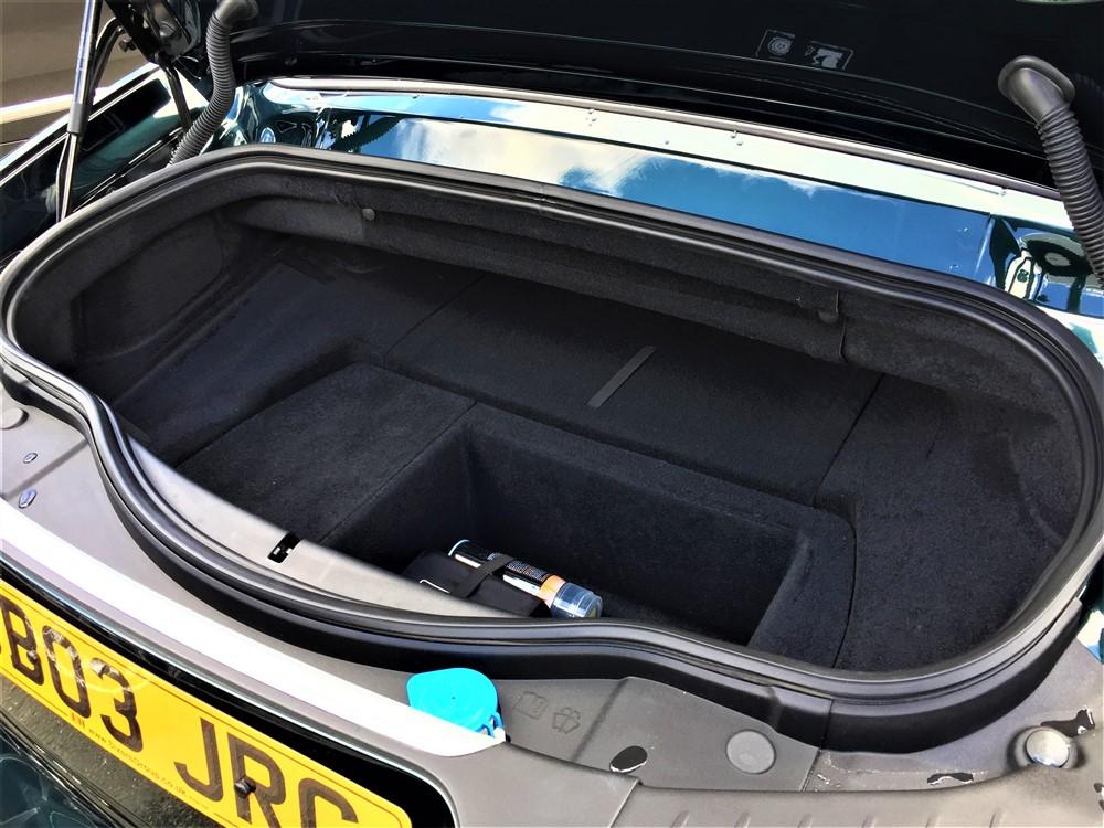 Car For Sale Jaguar F-Type - GB03JRC Sixers Group Image #24