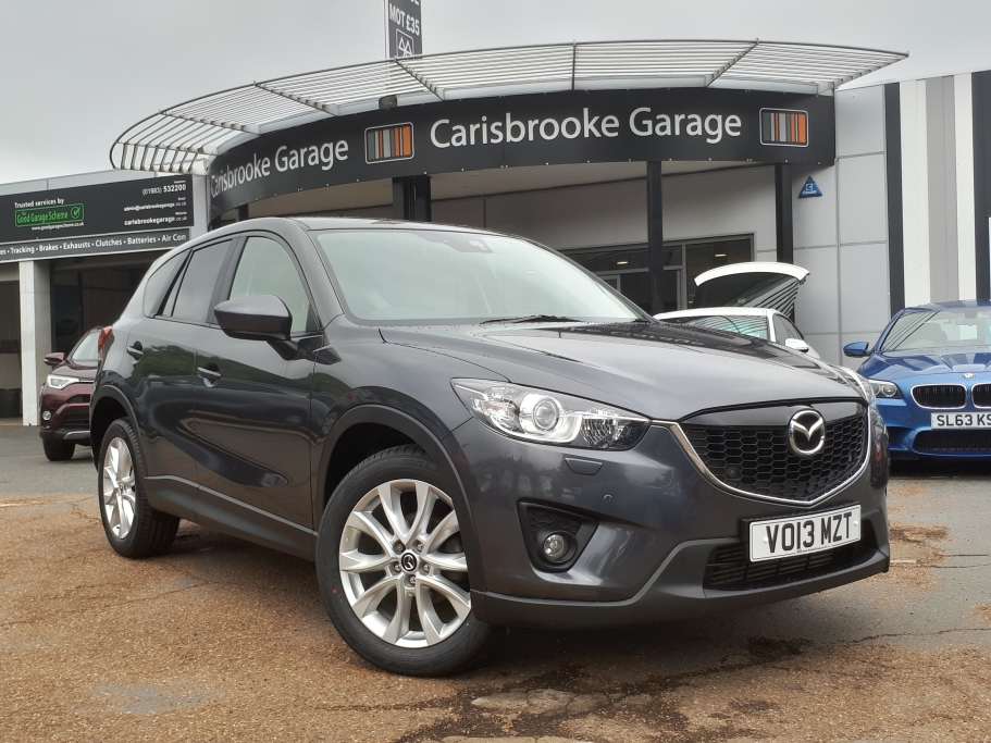 Image of Mazda CX-5 Used Car For Sale on the Isle of Wight for Vehicle 7515