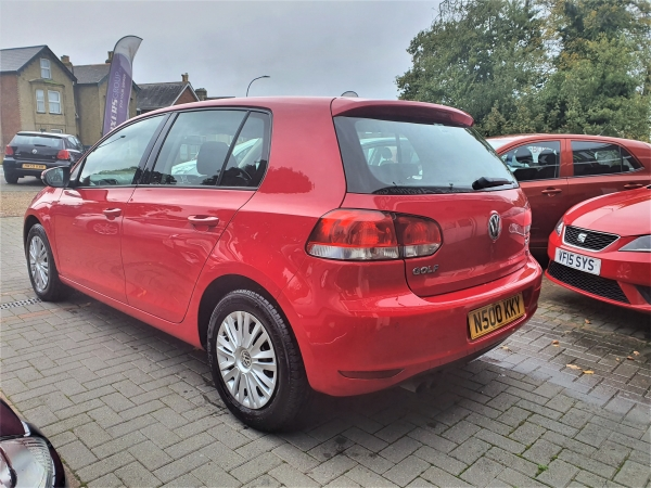Image of Volkswagen Golf Used Car For Sale on the Isle of Wight for Vehicle 7516