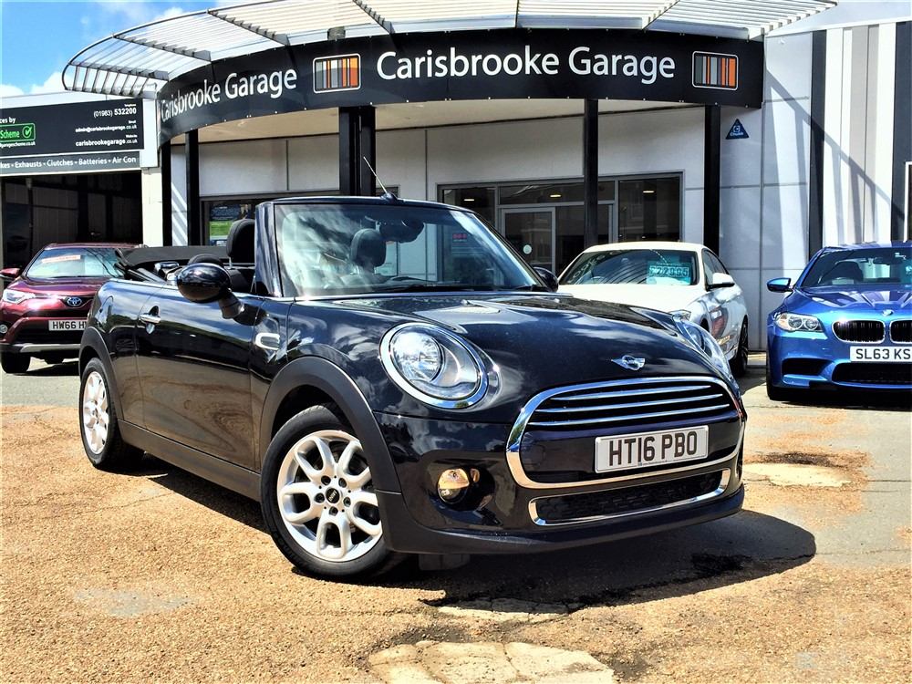 Image of Mini Mini Used Car For Sale on the Isle of Wight for Vehicle 7518