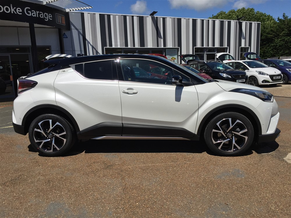 Car For Sale Toyota C-HR - HW66HHC Sixers Group Image #1