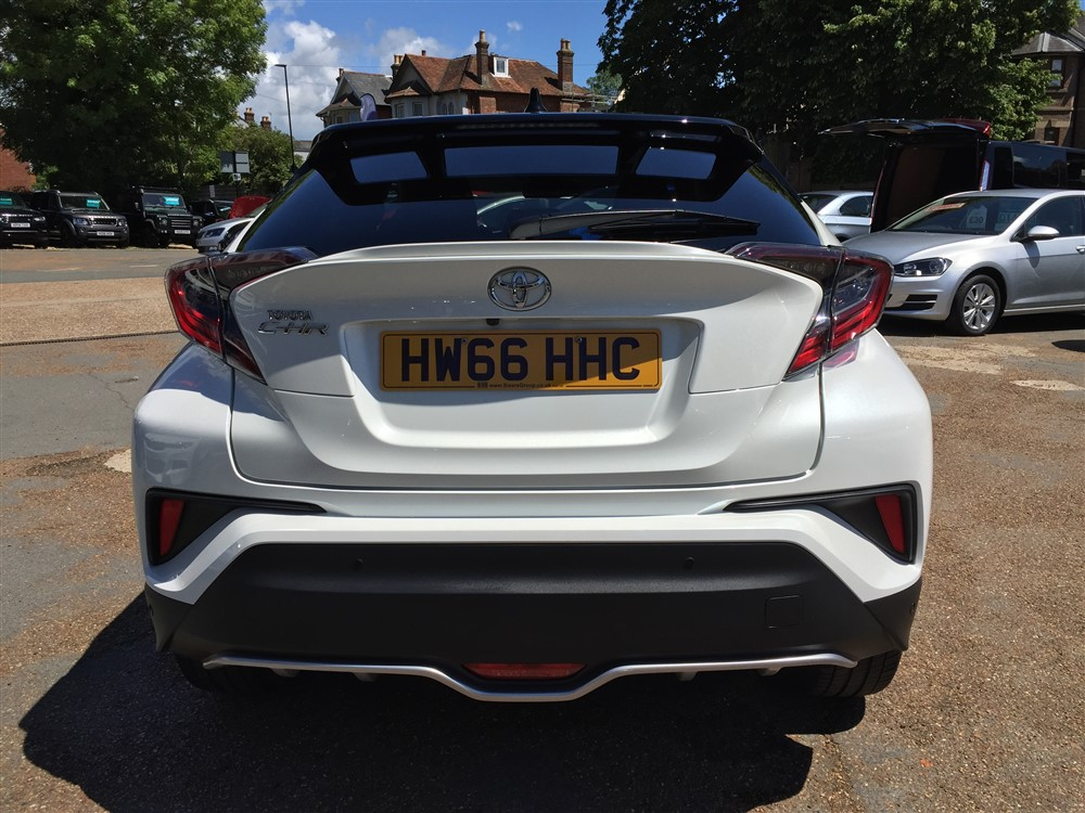 Car For Sale Toyota C-HR - HW66HHC Sixers Group Image #3