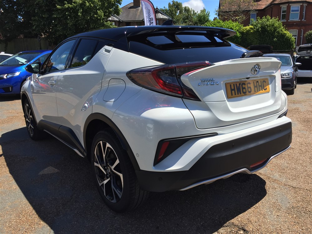 Car For Sale Toyota C-HR - HW66HHC Sixers Group Image #4