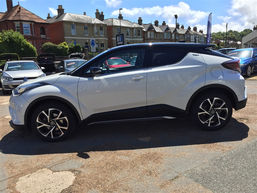 Car For Sale Toyota C-HR - HW66HHC Sixers Group Image #5