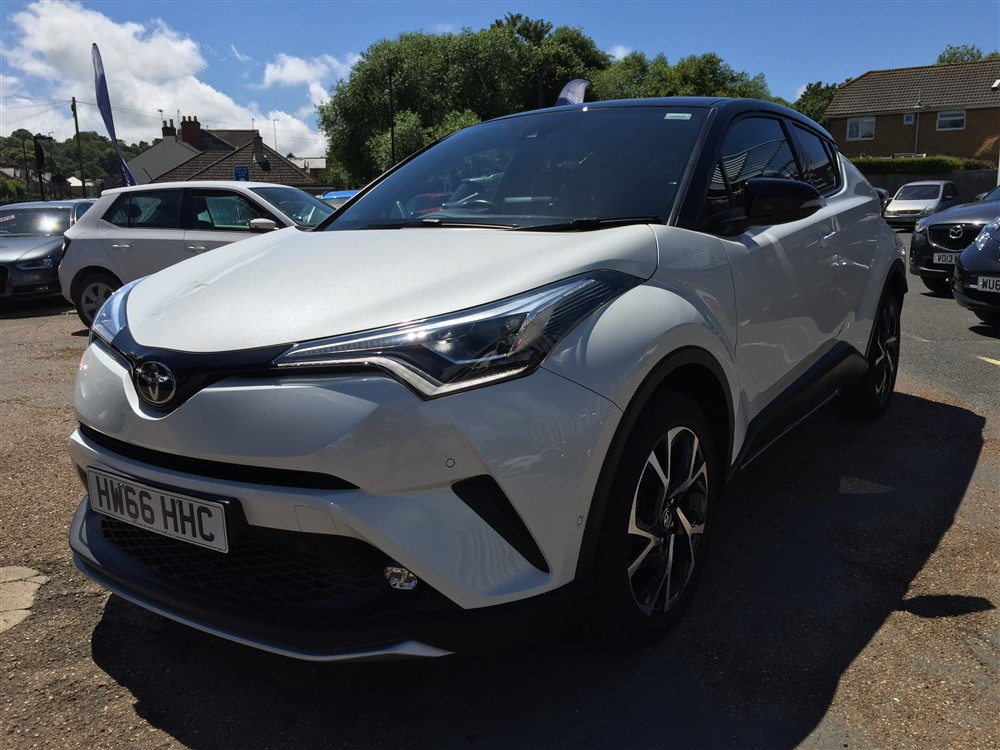 Car For Sale Toyota C-HR - HW66HHC Sixers Group Image #6