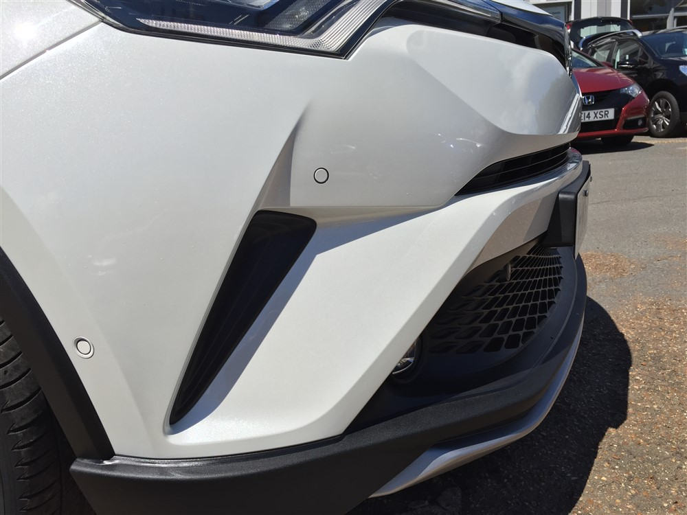 Image of Toyota C-HR Used Car For Sale on the Isle of Wight for Vehicle 7523