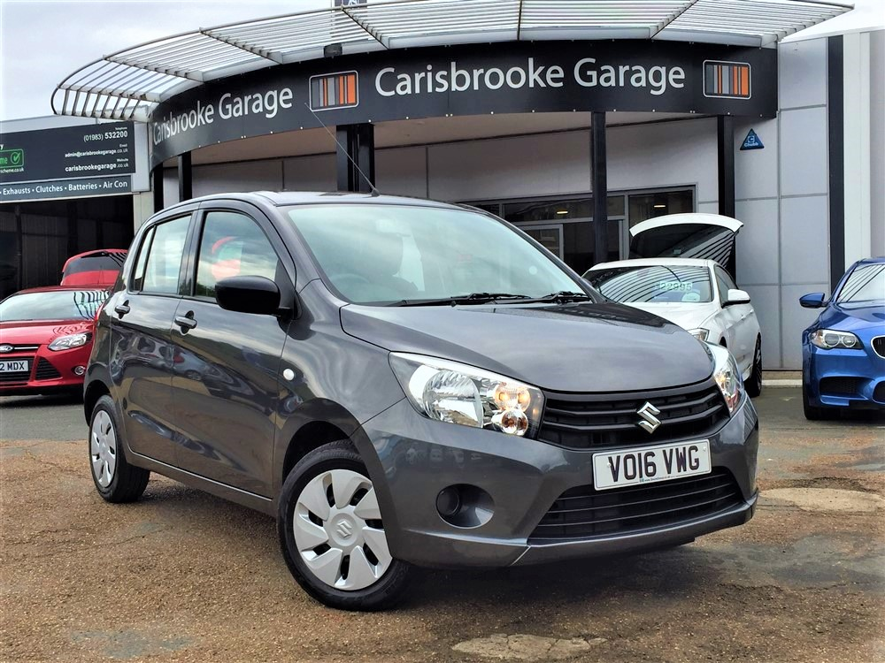 Image of Suzuki Celerio Used Car For Sale on the Isle of Wight for Vehicle 7526