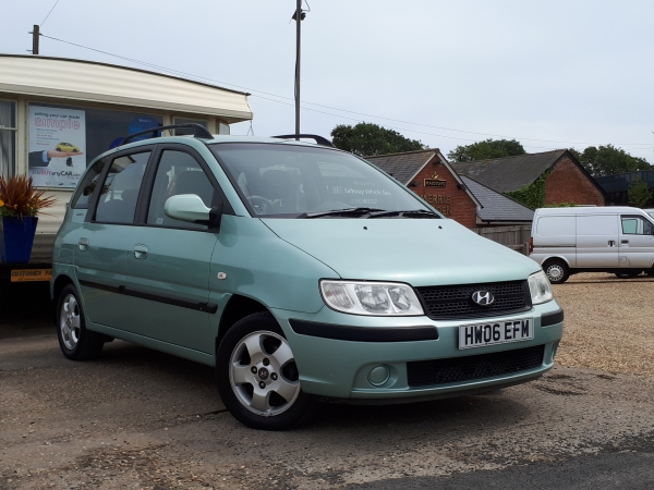 Image of Hyundai Matrix Used Car For Sale on the Isle of Wight for Vehicle 7533