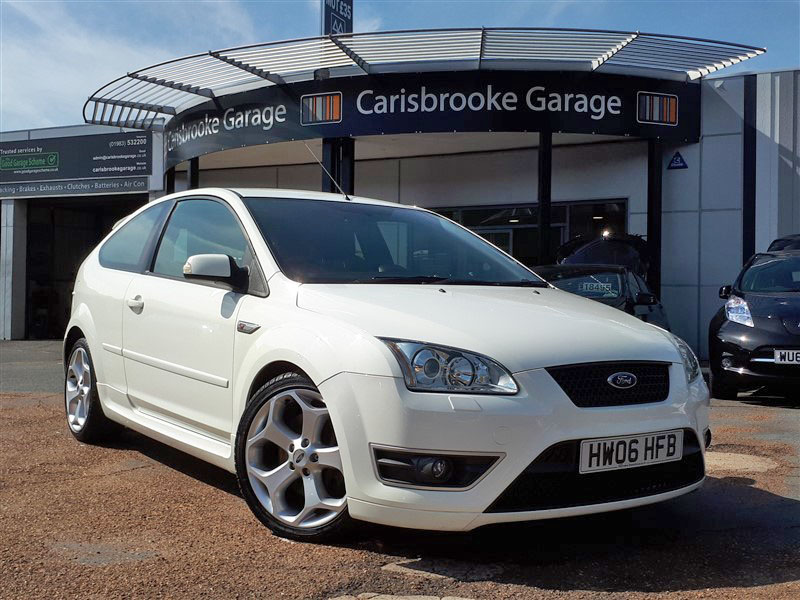 Image of Ford Focus Used Car For Sale on the Isle of Wight for Vehicle 7535