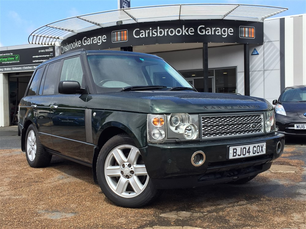 Image of Land Rover Range Rover Used Car For Sale on the Isle of Wight for Vehicle 7536