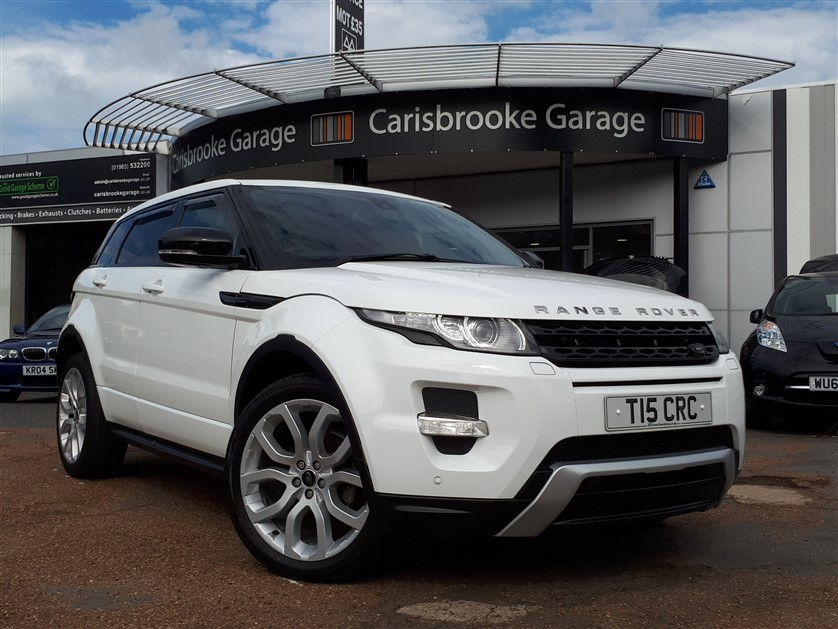 Image of Land Rover Range Rover Evoque Used Car For Sale on the Isle of Wight for Vehicle 7540