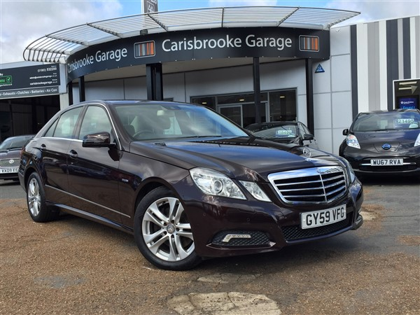 Image of Mercedes E Class Diesel Used Car For Sale on the Isle of Wight for Vehicle 7541
