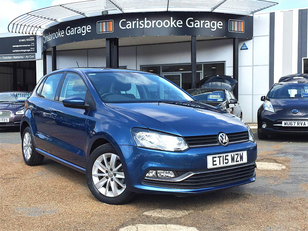 Image of Volkswagen Polo Used Car For Sale on the Isle of Wight for Vehicle 7549