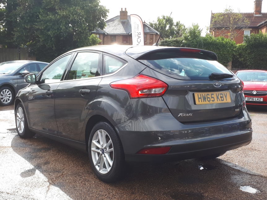 Image of Ford Focus Used Car For Sale on the Isle of Wight for Vehicle 7554
