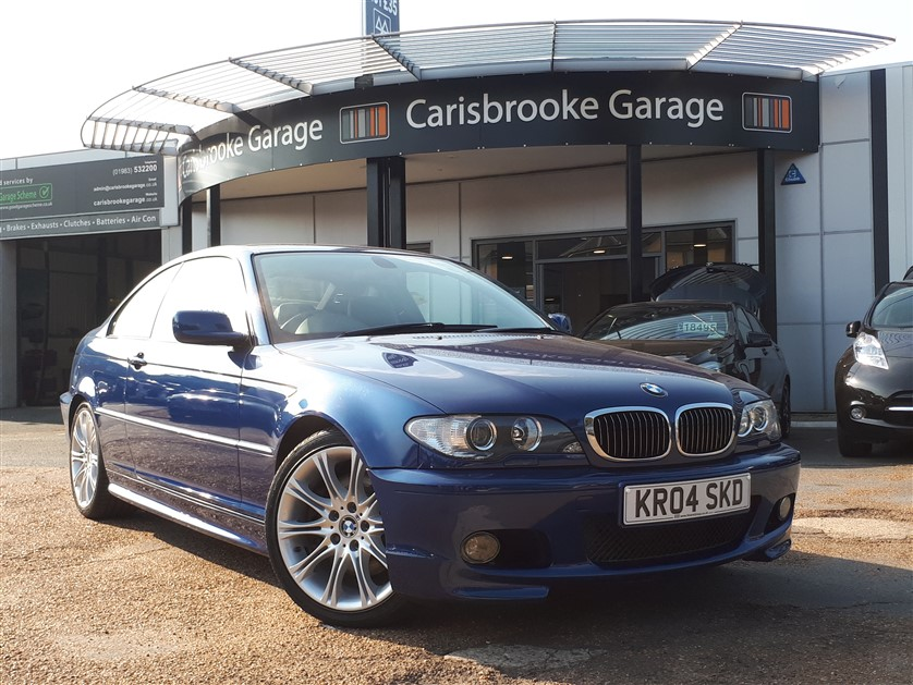 Image of BMW 3 Series Used Car For Sale on the Isle of Wight for Vehicle 7556