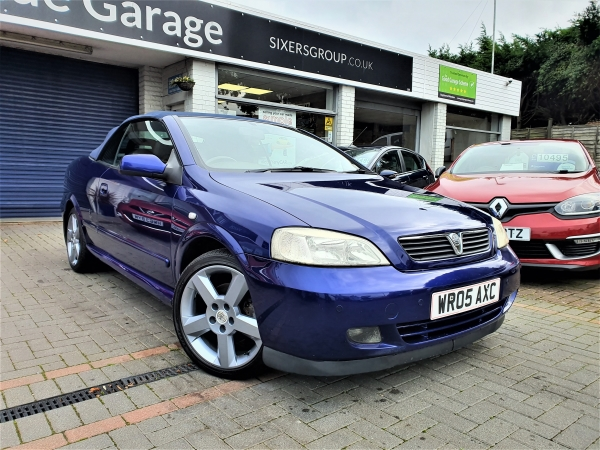 Image of Vauxhall Astra Used Car For Sale on the Isle of Wight for Vehicle 7558