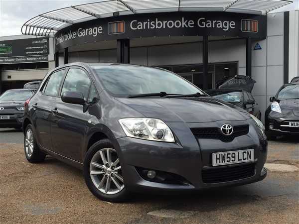 Image of Toyota Auris Used Car For Sale on the Isle of Wight for Vehicle 7569